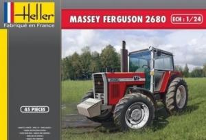Heller 81402 Traktor Massey Ferguson 2680