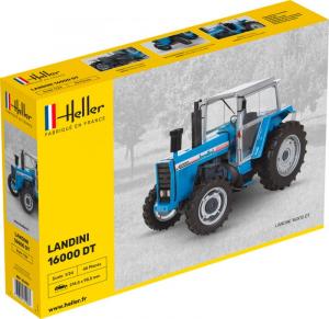 Heller 81403 Traktor Landini 16000 DT model 1-24
