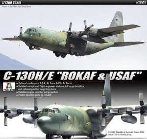 Hercules C-130H/E Rokaf & USAF