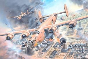 Hobby 83212 Bombowiec B-24D Liberator skala 1-32