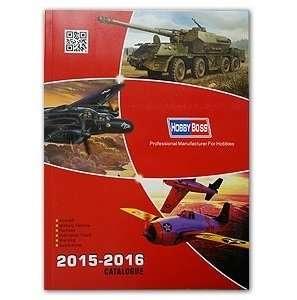 Hobby Boss - Katalog 2015 - 2016