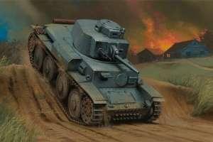 Hobby Boss 80137 Czołg Panzerkampfwagen 38(t) Ausf.G