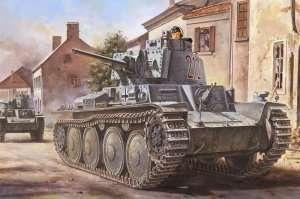 Hobby Boss 80141 German Pz.Kpfw. 38(t) Ausf.B
