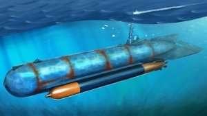 Hobby Boss 80170 German Molch Midget Submarine
