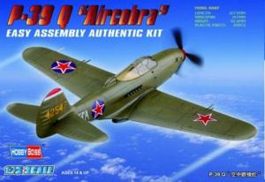 Hobby Boss 80240 Samolot Bell P-39 Q Aircobra model 1-72