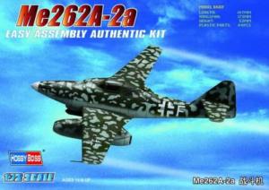 Hobby Boss 80248 Samolot Messerschmitt Me262 A-2a model 1-72