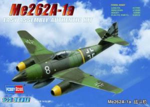 Hobby Boss 80249 Samolot Messerschmitt Me262 A-1a model 1-72