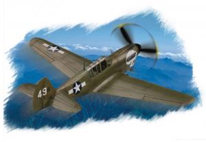 Hobby Boss 80252 Samolot Curtiss P-40N Warhawk model 1-72