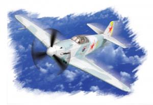 Hobby Boss 80255 Samolot Jak-3 model 1-72