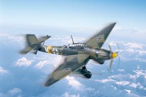 Hobby Boss 80287 Samolot Junkers Ju 87G-1 Stuka model 1-72