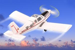 Hobby Boss 80299 Samolot Zlin Z-42M model 1-72