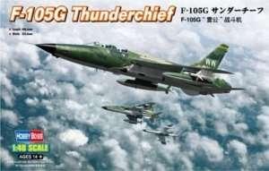 Hobby Boss 80333 F-105G Thunderchief