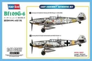 Hobby Boss 81751 Bf109G-6