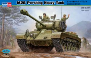 Hobby Boss 82424 Czołg M26 Pershing model 1-35