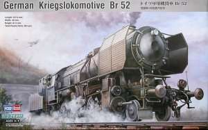 Hobby Boss 82901 German Kriegslokomotive BR52