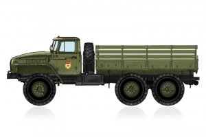 Hobby Boss 82930 Ciężarówka Ural-4320 model 1-72