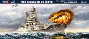 Hobby Boss 83401 USS Arizona BB-39 (1941)
