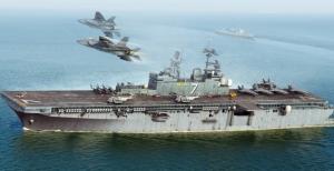 Hobby Boss 83408 Okręt desantowy USS Iwo Jima LHD-7