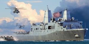 Hobby Boss 83415 Okręt desantowy USS New York LPD-21