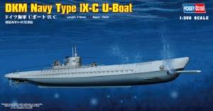 Hobby Boss 83508 DKM Navy Type IX-C U-Boat skala 1-350