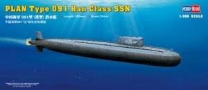 Hobby Boss 83512 Okręt podwodny PLAN Type 091 Han Class SSN