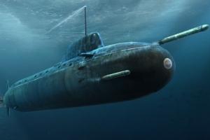 Hobby Boss 83526 Okręt podwodny Yasen Class SSN