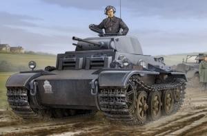 Hobby Boss 83803 Czołg Pz.Kpfw. II Ausf.J (VK16.010) skala 1-35