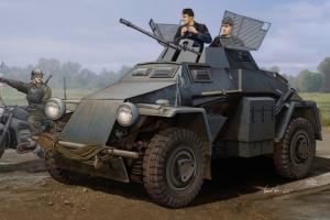 Hobby Boss 83816 Samochód pancerny Sd.Kfz.222