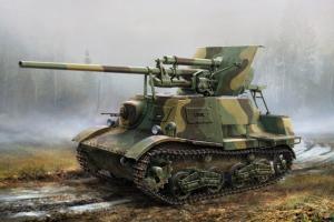Hobby Boss 83849 ZIS-30 lekki niszczyciel czołgów