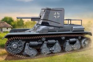 Hobby Boss 83895 3.7 cm Pak 35/36 auf Pz.Kpfw 35R(f)