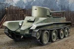 Hobby Boss 84514 Czołg BT-2 wczesny skala 1:35