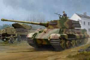 Hobby Boss 84531 Czołg Pz.Kpfw.VI Sd.Kfz.182 Tiger II Henschel