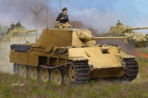 Hobby Boss 84534 German Pz.BeobWg V Ausf.A model 1-35