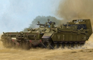 Hobby Boss 84546 IDF Puma AEV skala 1-35