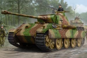 Hobby Boss 84551 Czołg Sd.Kfz.171 Panther Ausf.G model 1-35