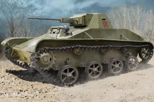 Hobby Boss 84555 Czołg lekki T-60 model 1-35