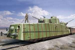 Hobby Boss 85515 Pancerny wagon MBV-2 F-34 Gun