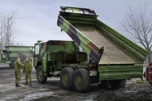 Hobby Boss 85520 Ciężarówka LKW 7t wywrotka model 1-35