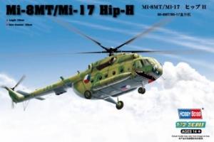 Hobby Boss 87208 Śmigłowiec Mi-8MT/Mi-17 Hip-H