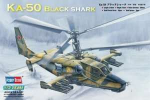 Hobby Boss 87217 Ka-50 Black shark Attack Helicopter