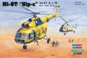 Hobby Boss 87221 Helikopter Mi-8T Hip-c
