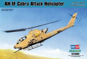 Hobby Boss 87224 Śmigłowiec AH-1F Cobra model 1-72