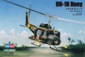 Hobby Boss 87228 Śmigłowiec UH-1B Huey model 1-72
