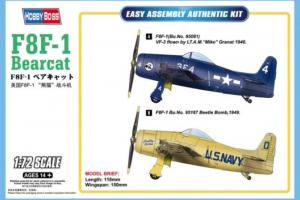 Hobby Boss 87267 Samolot F8F-1 Bearcat