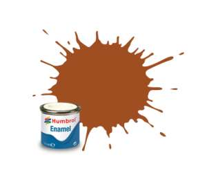 Humbrol 009 Tan Gloss - emalia 14ml