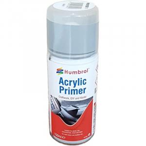 Humbrol AD6001 Spray podkład akrylowy Primer 001 poj. 150ml