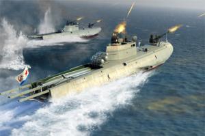 I Love Kit 63503 Łódź torpedowa G-5 model 1-35