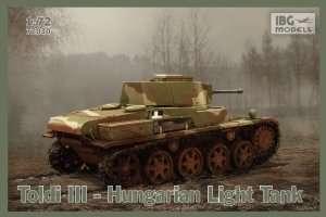 IBG 72030 Lekki węgierski czołg Toldi III