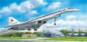 ICM 14402 Tupolev Tu-144D