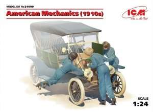 ICM 24009 Figurki - American Mechanics 1910